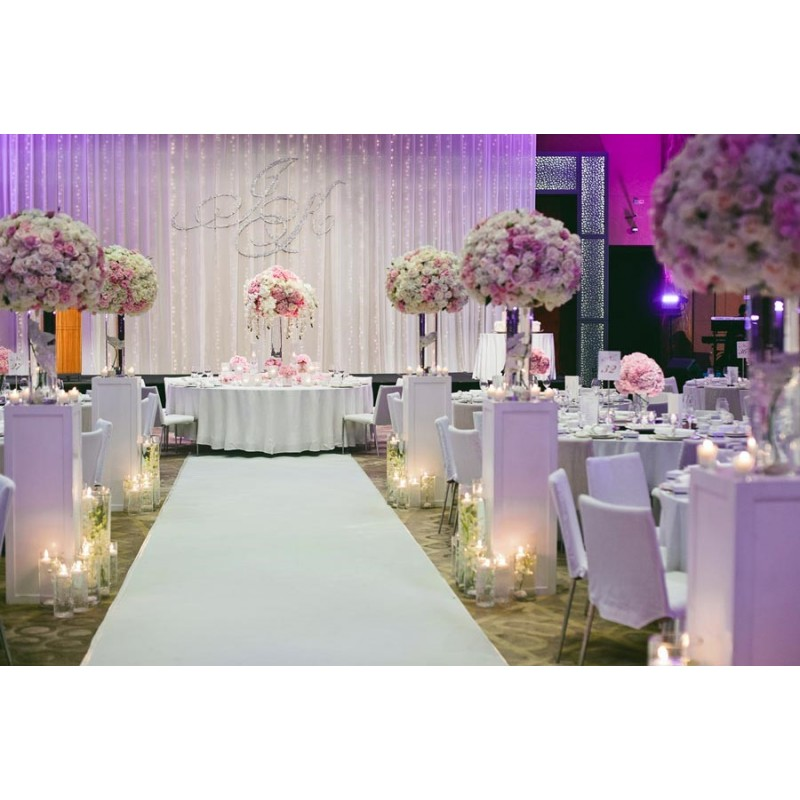 Kahwinku english style wedding decoration hotel package for Hotel wedding decor