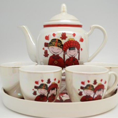 Wedding Teapot Cute Couple | Gifts & Cards