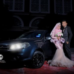 MALAY WEDDING PHOTOGRAPHY 003 (3 EVENT : NIKAH + MALAM BERINAI + SANDING & OUTDOOR)