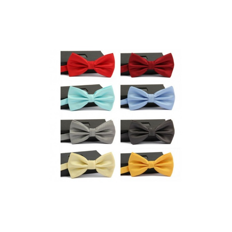 Grooms british style solid color bow tie fashion grooms british style solid color bow tie loading zoom ccuart Gallery