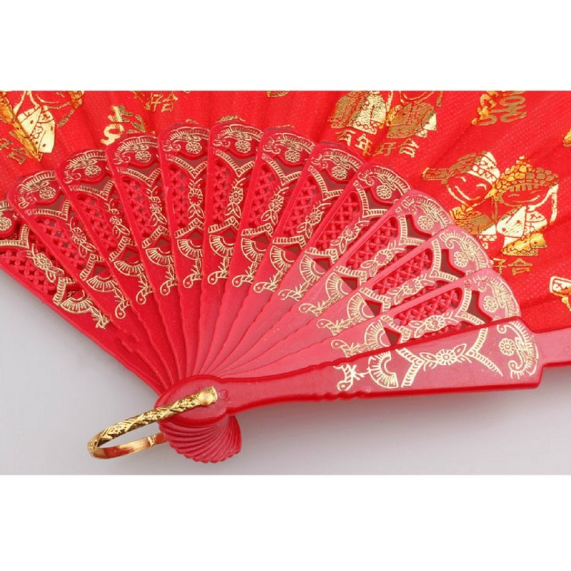Traditional Chinese Wedding Gifts: Chinese Traditional Wedding Fan