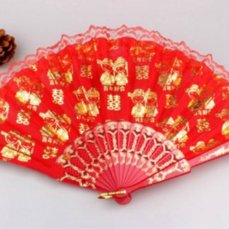 Chinese Traditional Wedding Fan Gifts Amp Cards