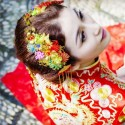 Chinese Traditional Vintage Bridal Hair Accessories