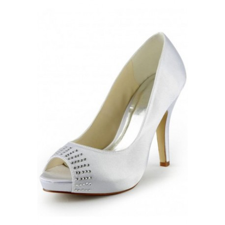Nina Pearl Wedding Shoes