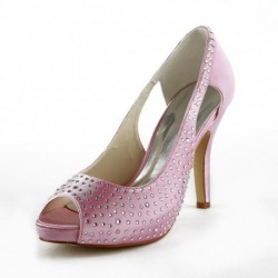 Jaisi Platform Wedding Shoes