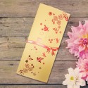 Chinese Wedding Card ( SPM86021G )