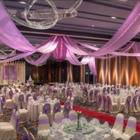 Kahwinku English Style Wedding Decoration Hotel Package From Rm 7999