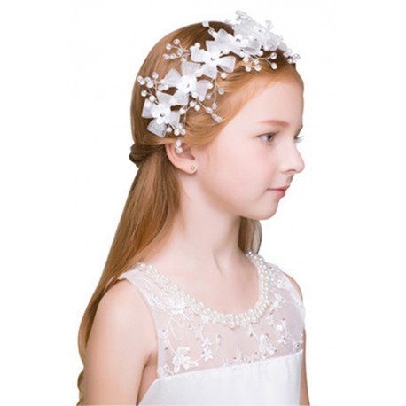 Children Hair Vine Wedding Headdress Hair Cocktail Party