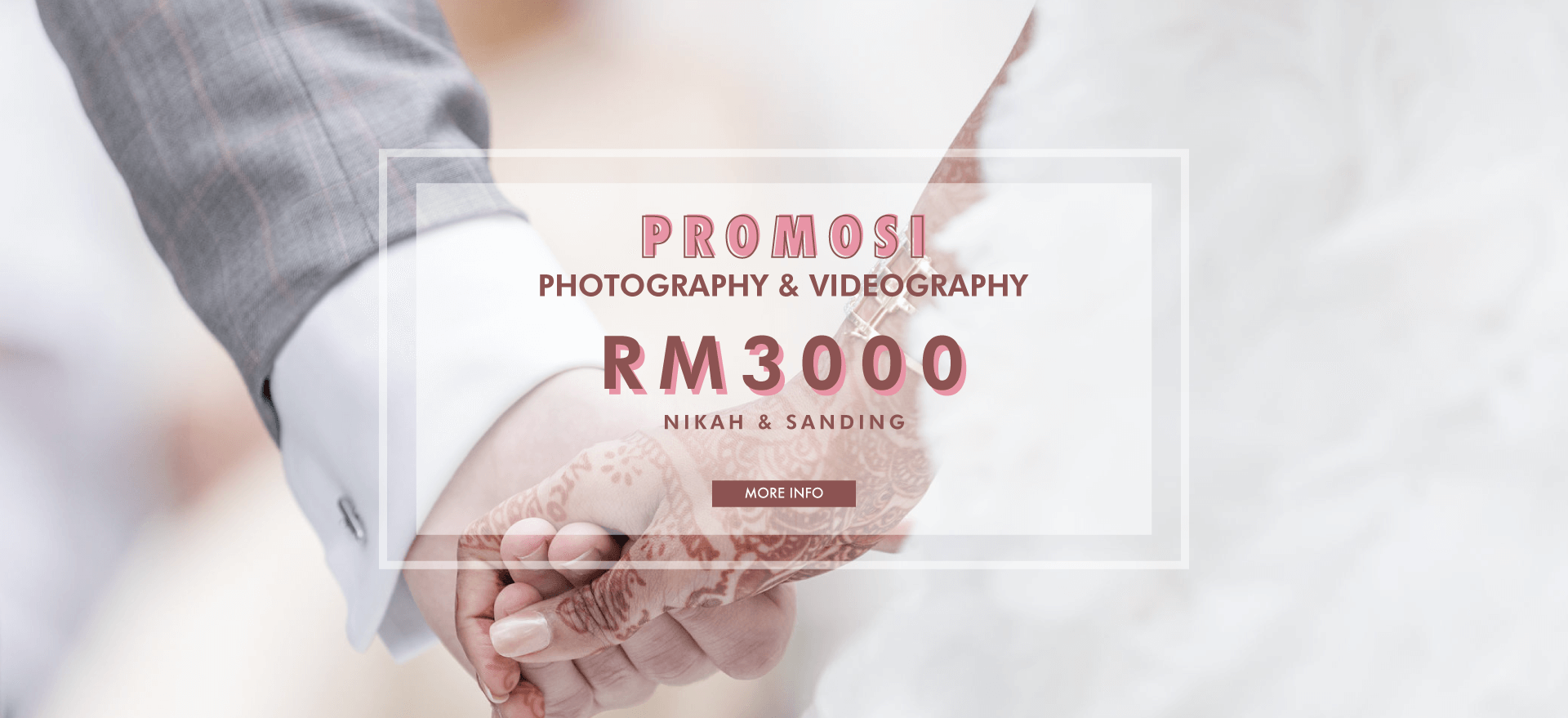 Photography&Videography Promotion